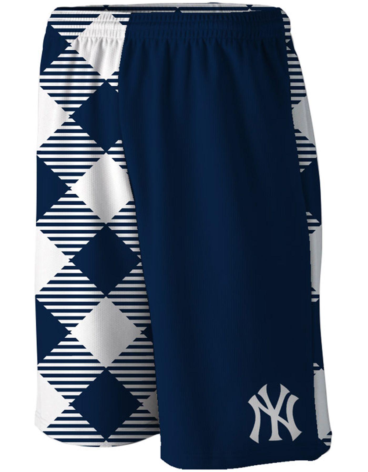Loudmouth Men's New York Yankees Gym Shorts