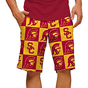 Loudmouth Men's USC Trojans 'Fight On' Golf Shorts