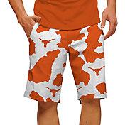 Loudmouth Men's Texas Longhorns 'Bevo' Golf Shorts
