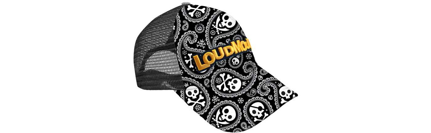 Loudmouth Shiver Me Timbers Trucker Golf Hat