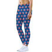 Loudmouth Women's Chicago Cubs Leggings