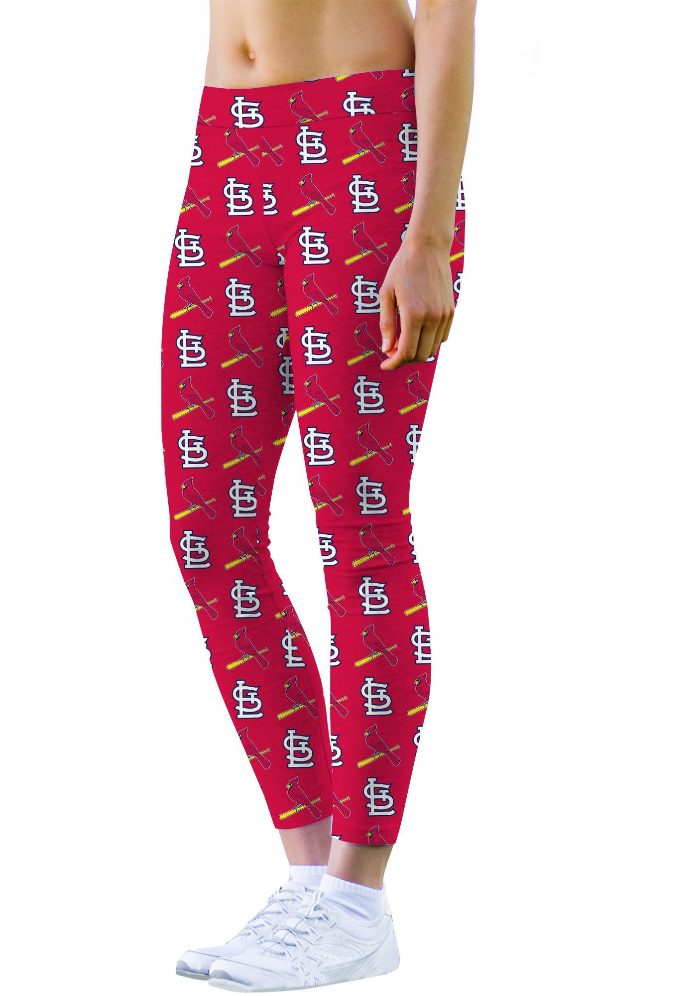 Loudmouth Women's St. Louis Cardinals Leggings