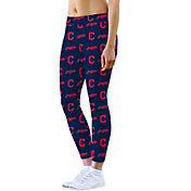 Loudmouth Women's Cleveland Indians Leggings