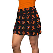Loudmouth Women's Baltimore Orioles Golf Skort