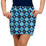 Loudmouth Women's Tampa Bay Rays Golf Skort