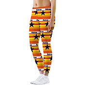 Loudmouth Women's Houston Astros Leggings