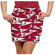 Loudmouth Women's Alabama Crimson Tide 'Roll Tide' Golf Skort