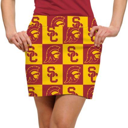 Loudmouth Women's USC Trojans 'Fight On' Skort