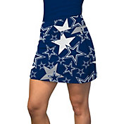 Loudmouth Golf Women's Dallas Cowboys Navy Active Skort