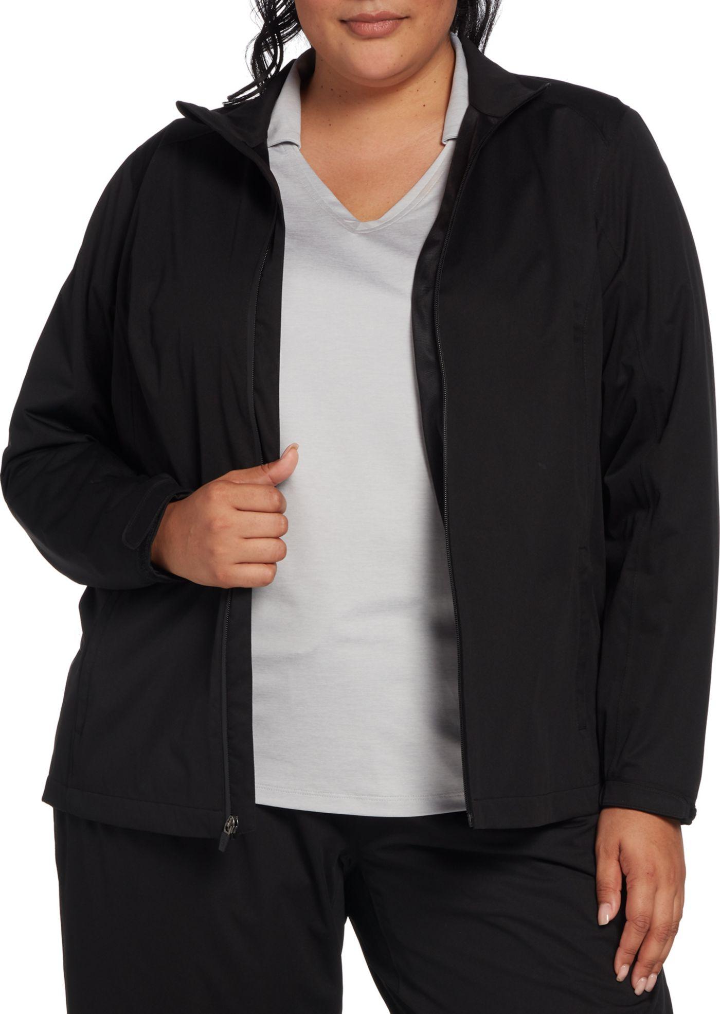 Lady Hagen Women's Best Golf Rain Jacket - Extended Sizes