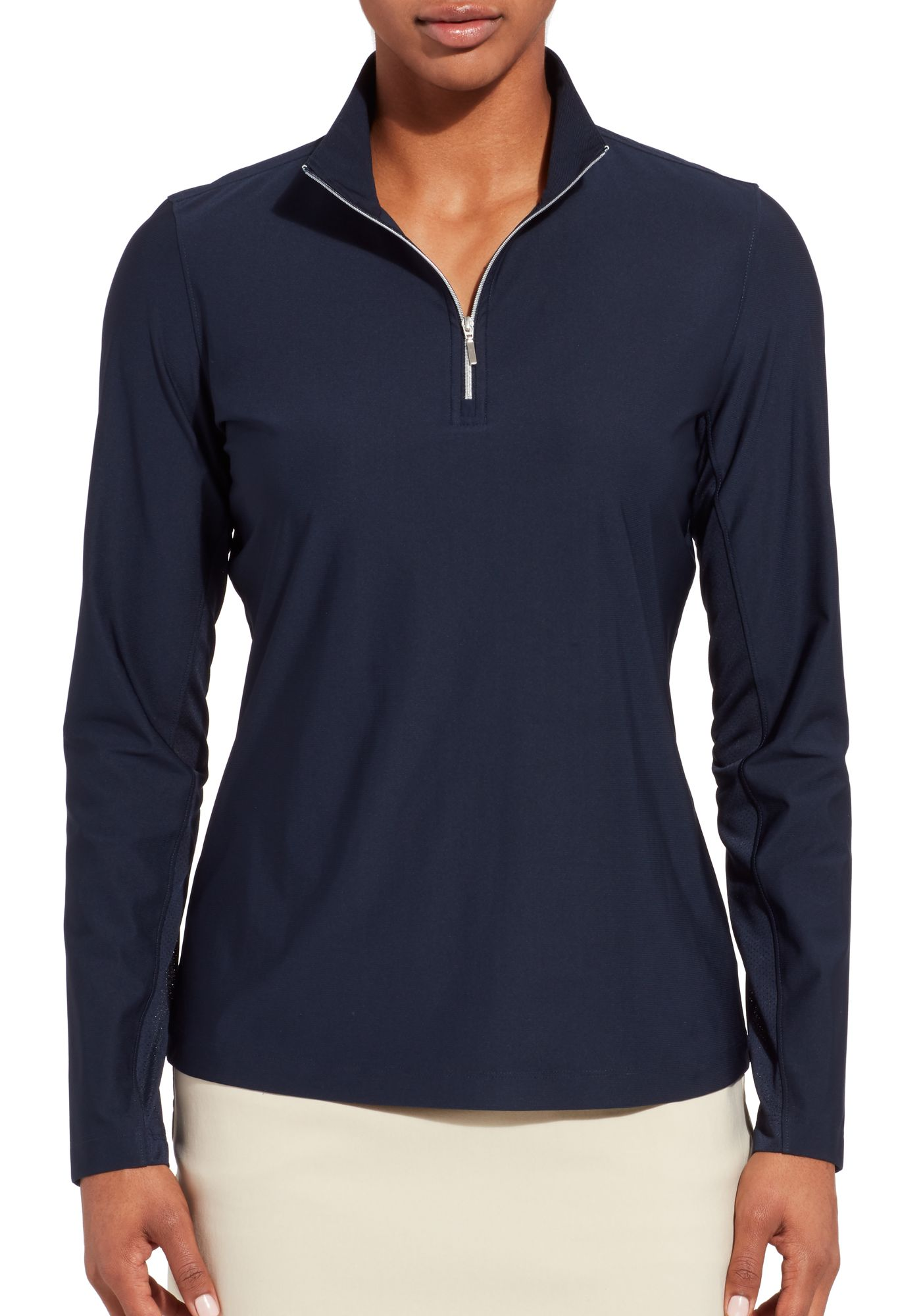 Lady Hagen Women's UV ¼-Zip Golf Pullover