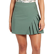 Lady Hagen Women's Coastal Pleated Golf Skort