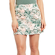 Lady Hagen Women's Tropical Print Golf Skort
