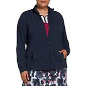 Lady Hagen Women's Plus Size Full Zip Golf Jacket