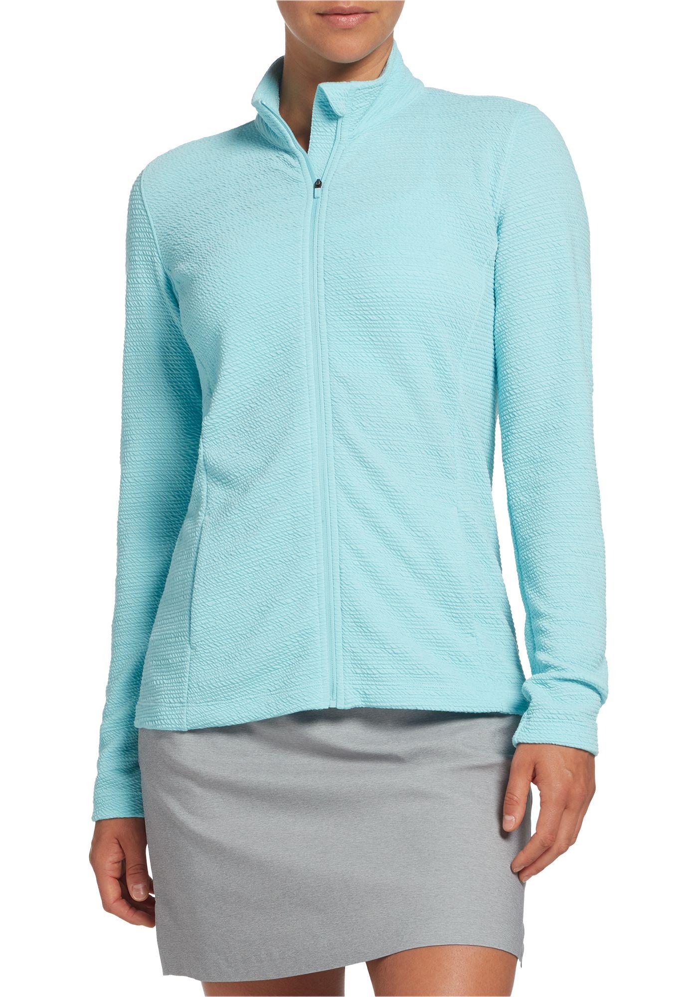 Lady Hagen Women's Key Item Full Zip Golf Jacket