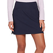 Lady Hagen Women's Solid Core Golf Skort
