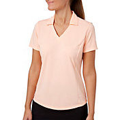Lady Hagen Women's Solid Golf Polo