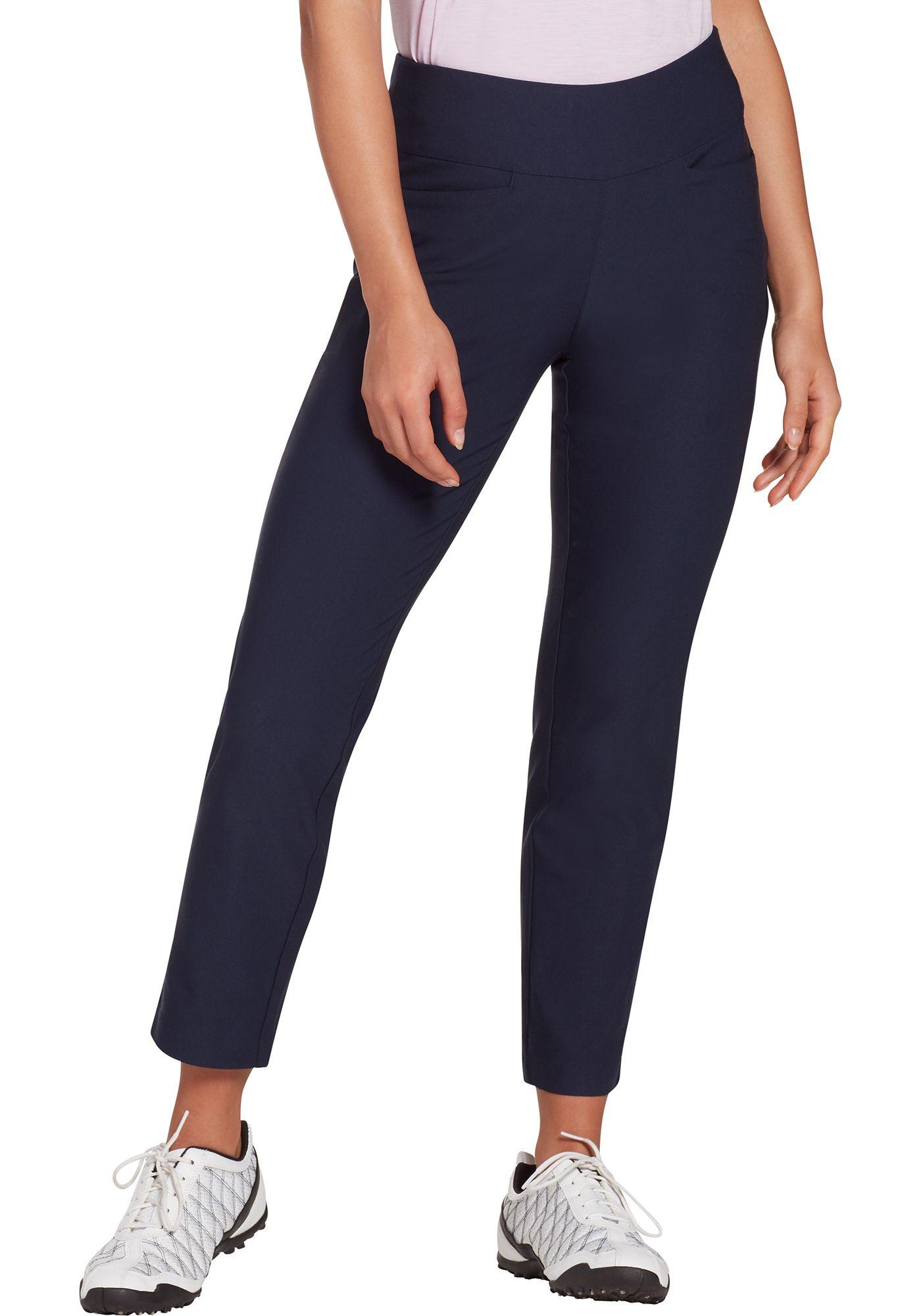 Lady Hagen Women's Tummy Control Pull-On Golf Pants