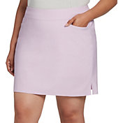 Lady Hagen Women's Tummy Control Golf Skort - Extended Sizes