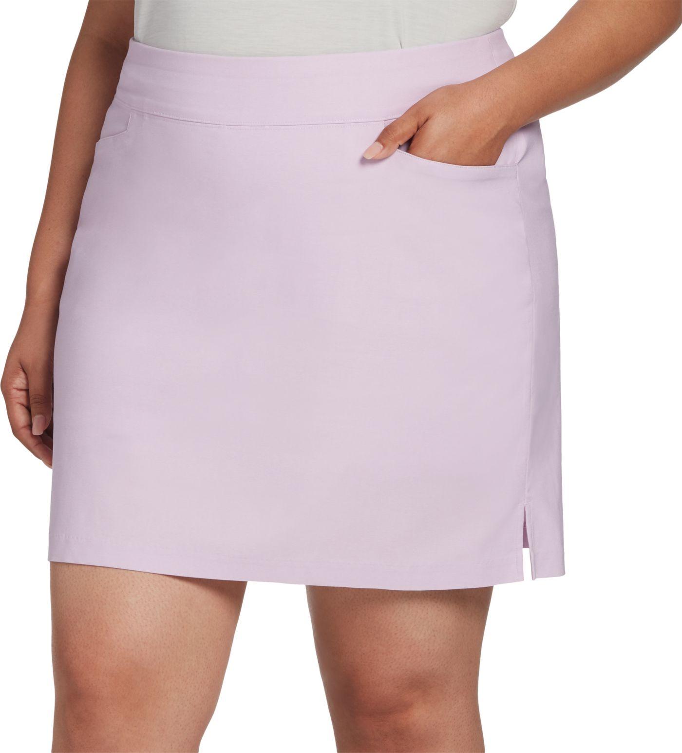 Lady Hagen Women's Tummy Control Golf Skort - Extended Sizes