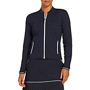 Lady Hagen Women's Texture Bomber Golf Jacket