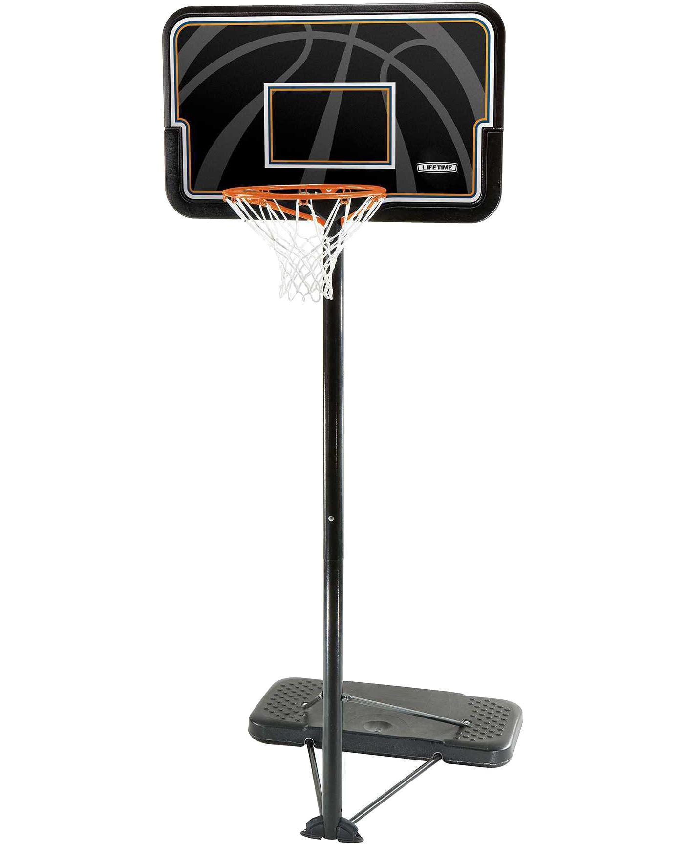 """Lifetime 44"""" Impact Portable Basketball Hoop"""