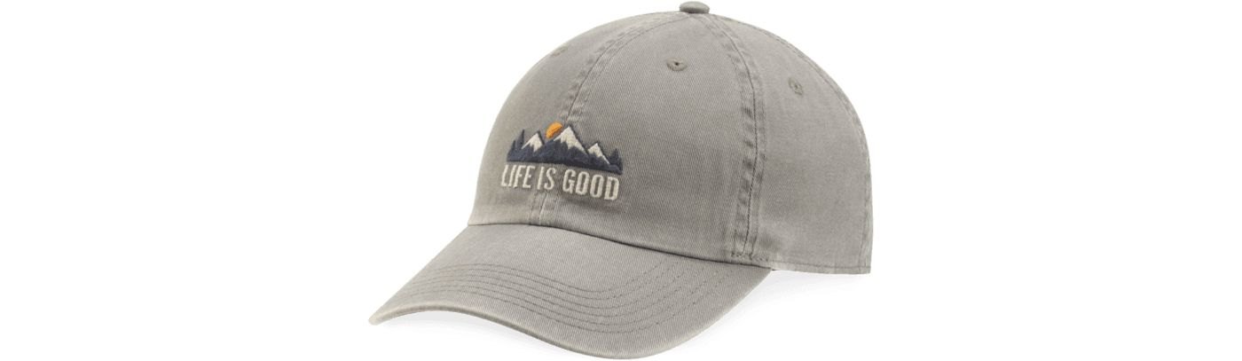 Life is Good Men's Mountains Chill Cap