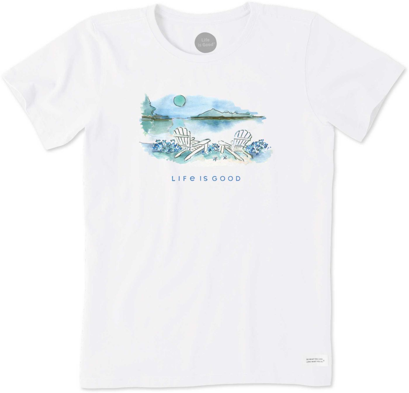 Life is Good Women's Lovely Day Crusher T-Shirt