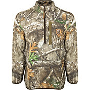 Drake Waterfowl Men's Non-Typical Camo Tech 1/4 Zip with Agion Active XL