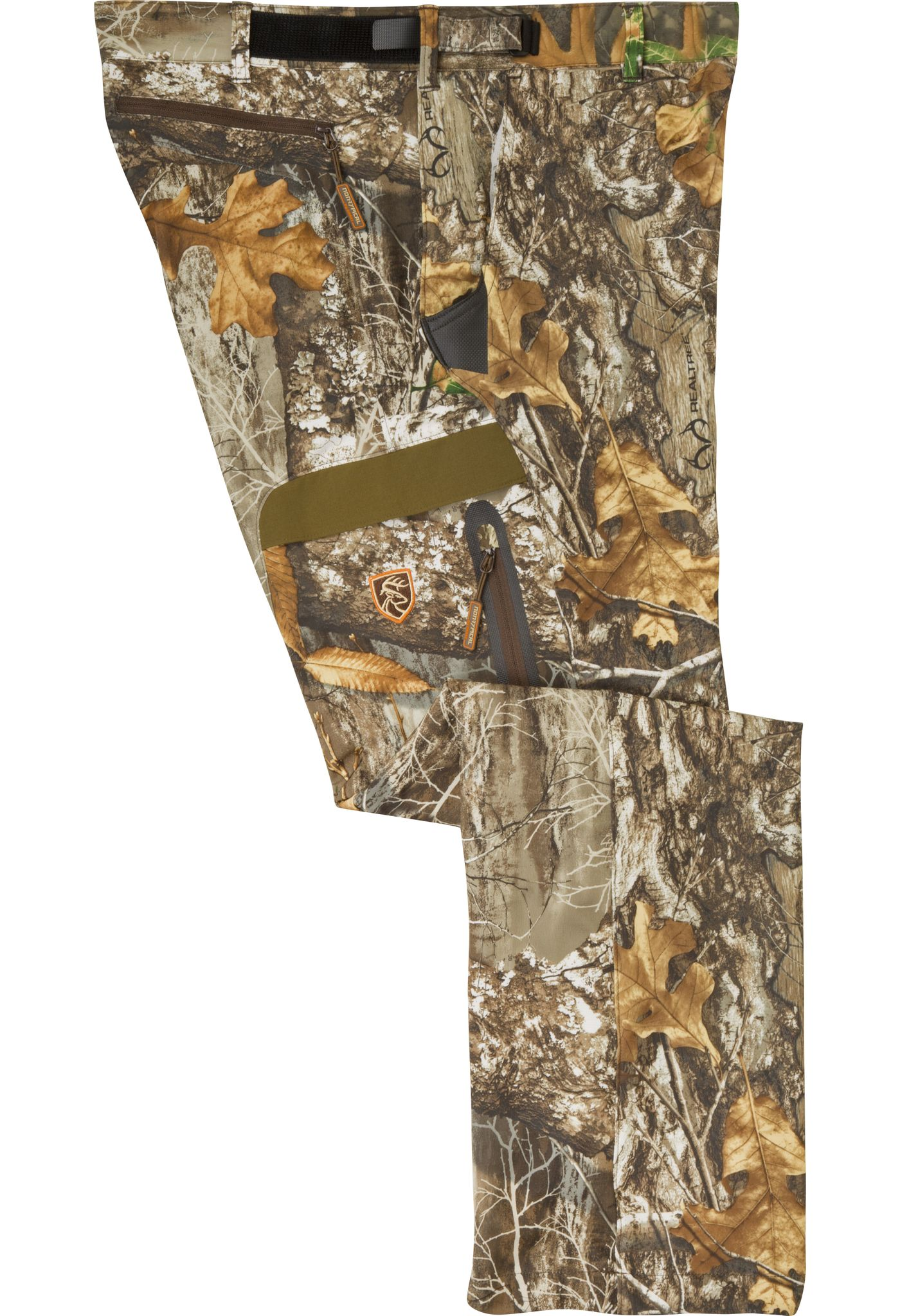 Drake Waterfowl Men's Non-Typical Camo Tech Hunting Pants with Agion Active XL