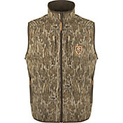 Drake Waterfowl Men's Non-Typical Camo Tech Vest with Agion Active XL