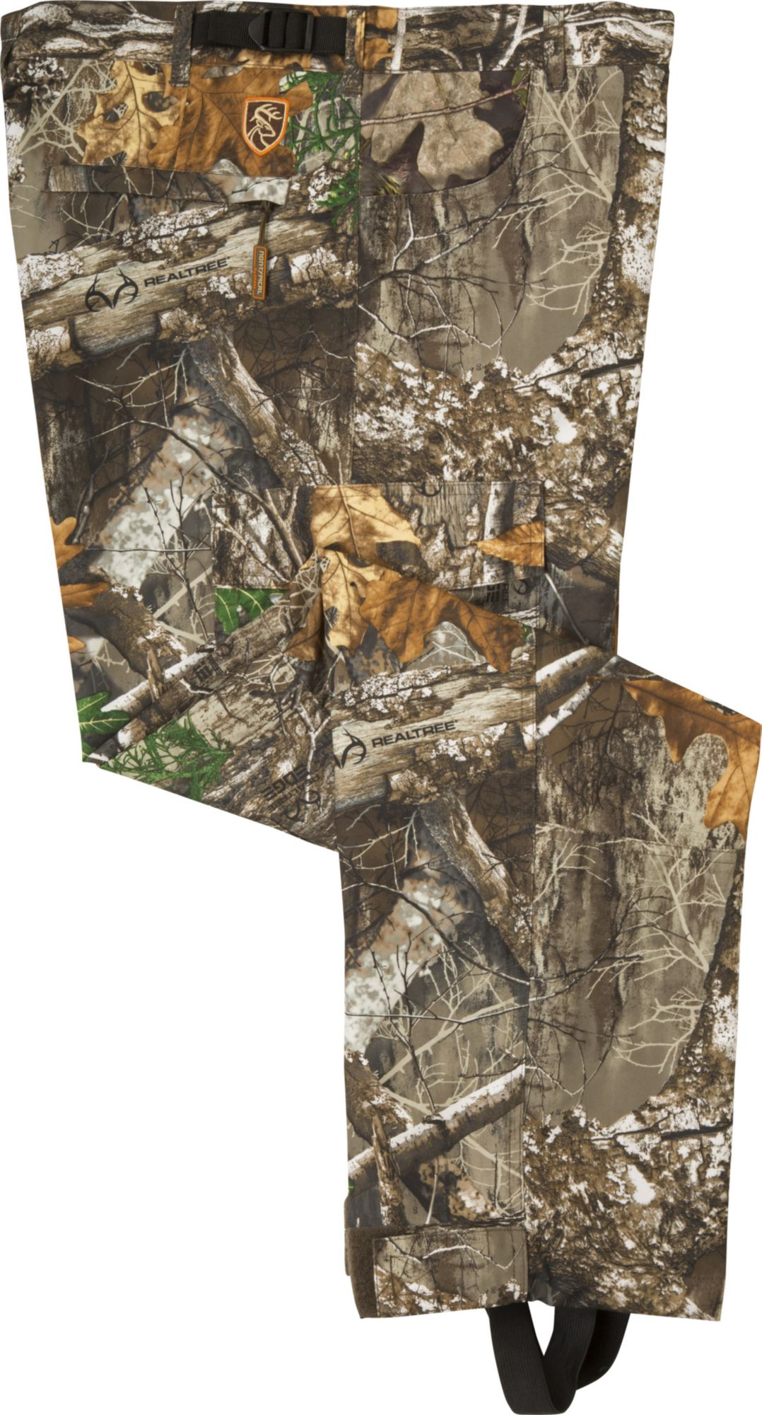Drake Waterfowl Men's Non-Typical Dura-Lite Hunting Pants with Agion Active XL, Size: Small, Real Tree Edge thumbnail