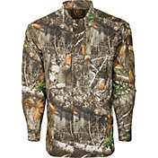 Drake Waterfowl Men's Non-Typical Dura-Lite Long Sleeve Hunting Shirt with Agion Active XL