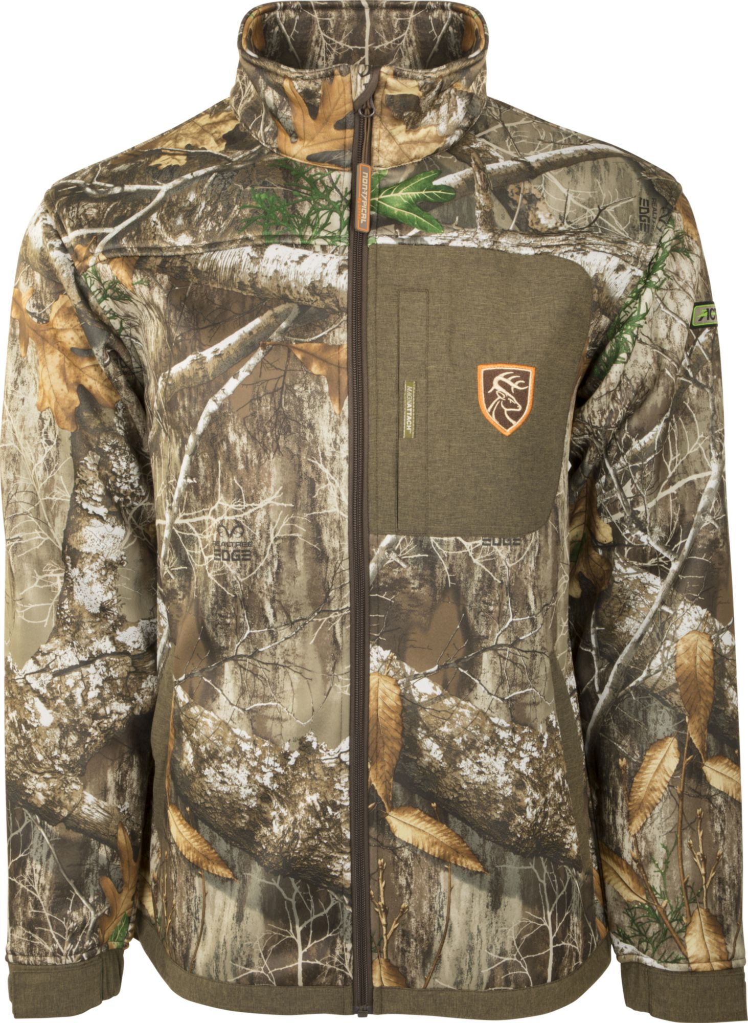 Drake Waterfowl Men's Non-Typical Endurance Full Zip Jacket with Agion Active XL, Size: Small, Multi thumbnail