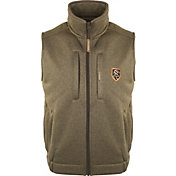 Drake Waterfowl Men's Non-Typical Soft Shell Fleece Vest