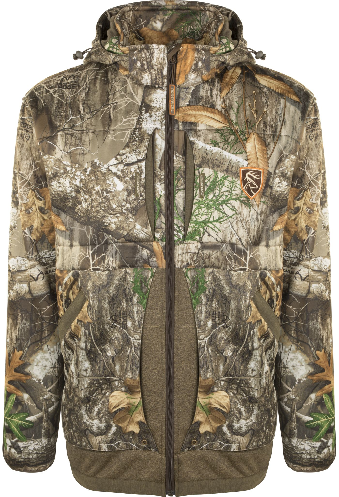 Drake Waterfowl Men's Non-Typical Stand Hunter's Endurance Jacket with Agion Active XL