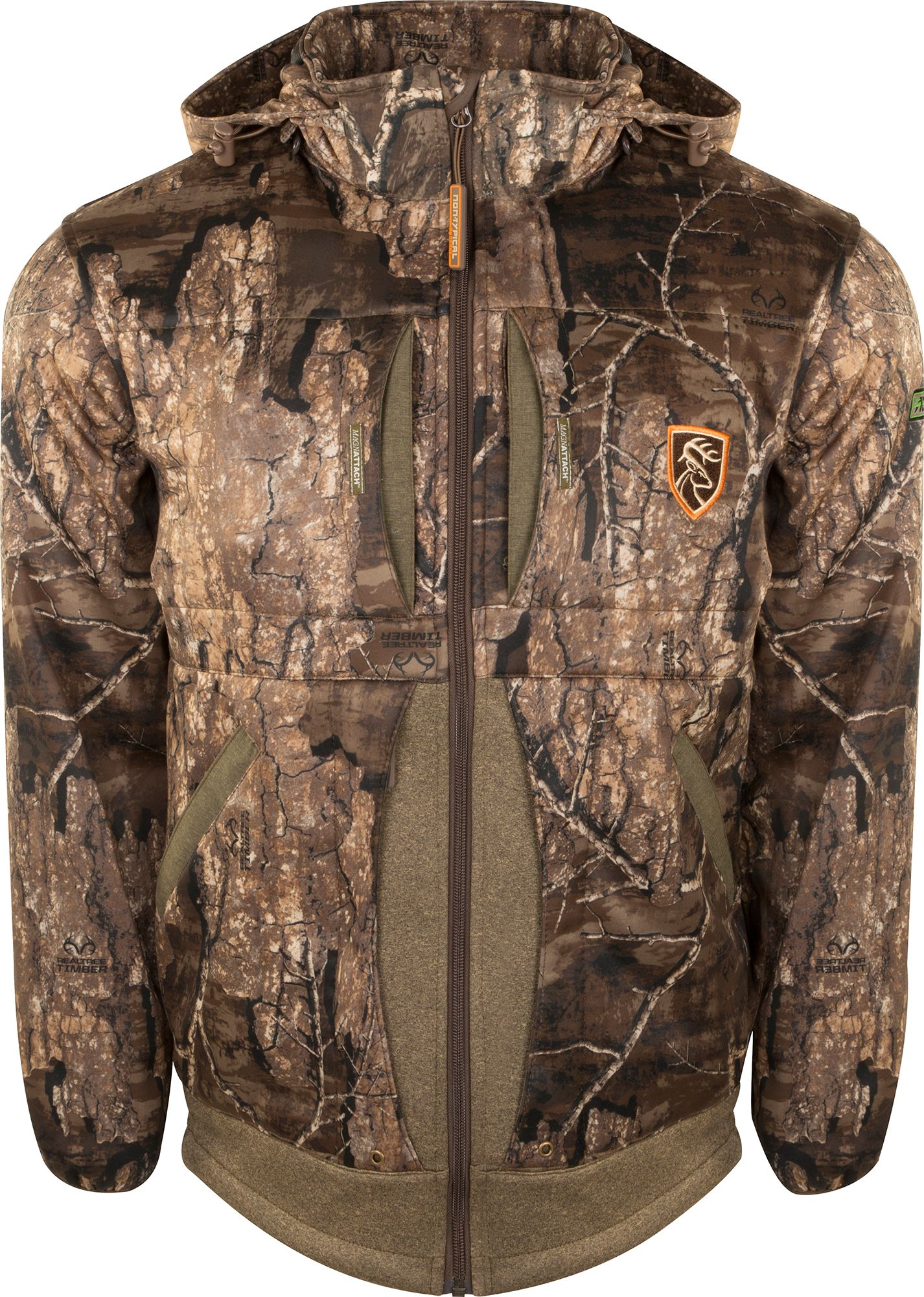 Drake Waterfowl Men's Non-Typical Stand Hunter's Endurance Jacket with Agion Active XL, Size: XXL