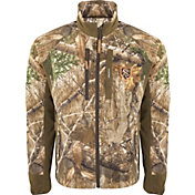 Drake Waterfowl Men's Non-Typical Windproof Layering Jacket with Agion Active XL