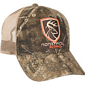 Drake Waterfowl Non-Logo Camo Mesh Back Cap