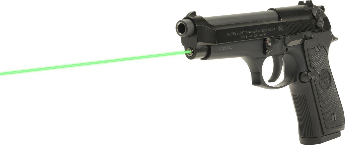 LaserMax Beretta/Taurus Guide Rod Green Laser Sight