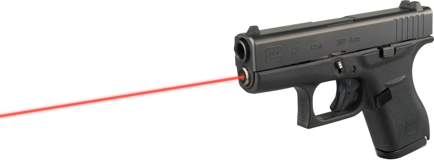 LaserMax Glock 42 Guide Rod Red Laser Sight