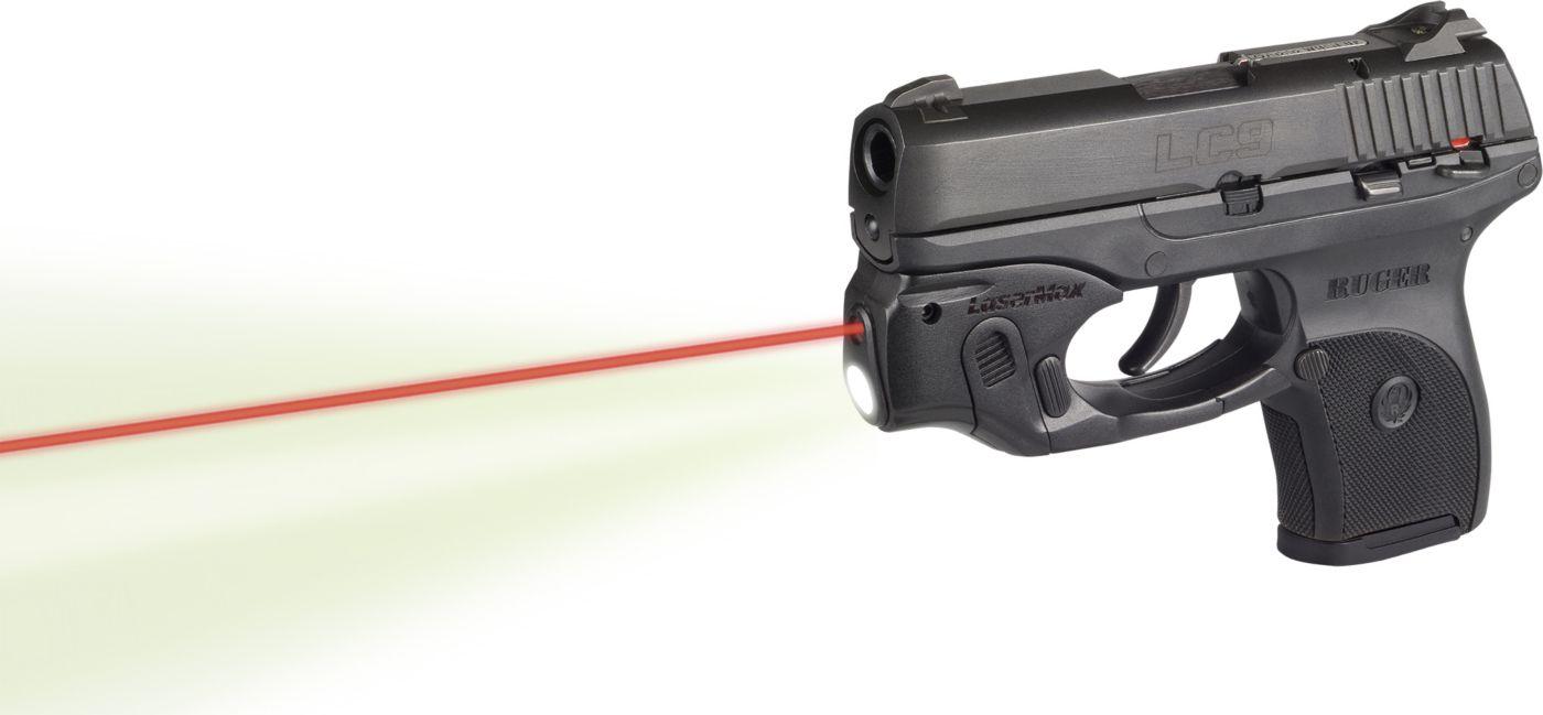 LaserMax GripSense Ruger Red Light/Laser Sight