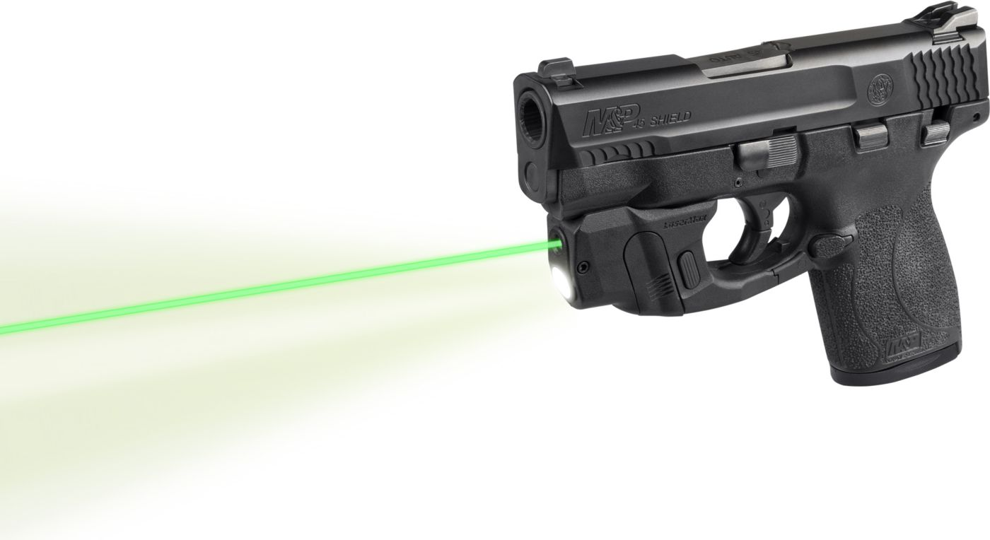 LaserMax GripSense S&W M&P Shield .45 Green Light/Laser Sight