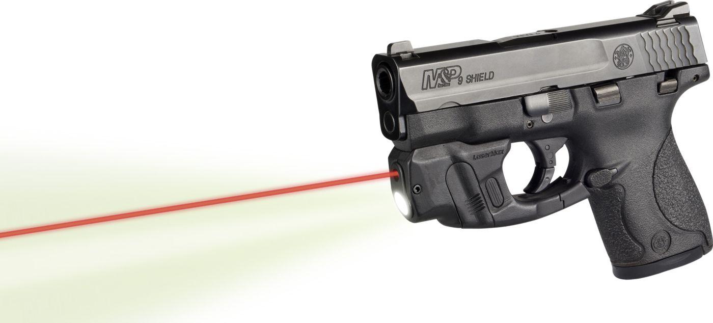 LaserMax GripSense S&W Red Light/Laser Sight