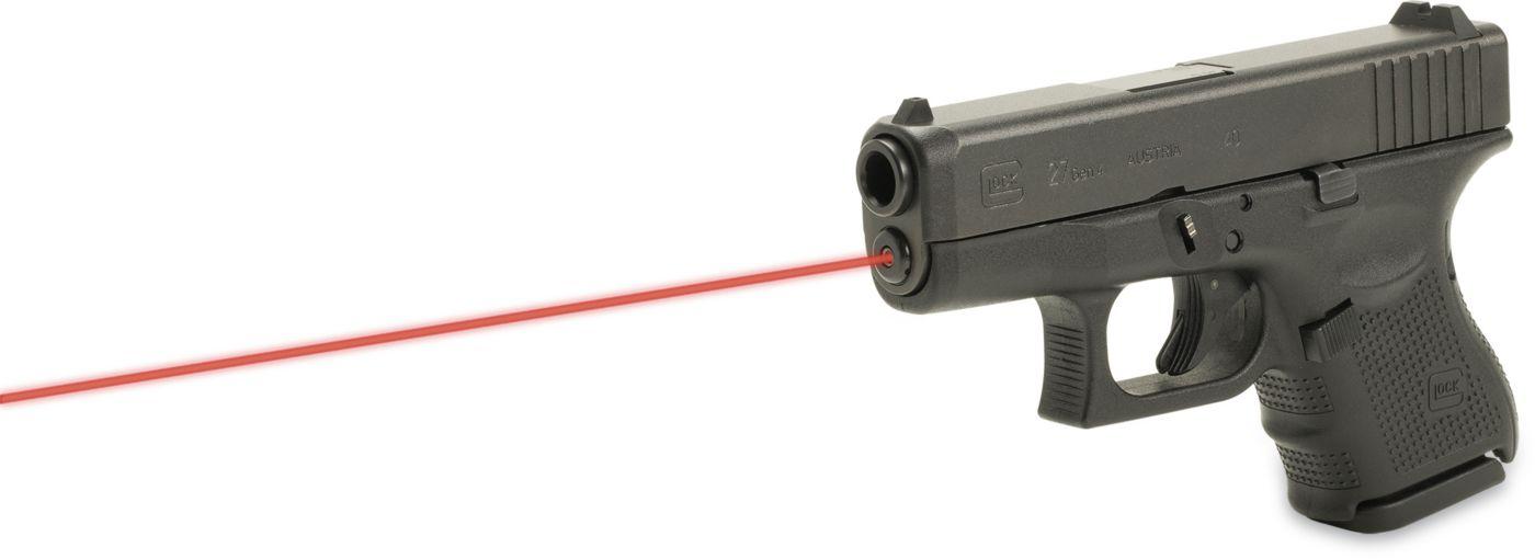 LaserMax Glock 26/27/33 Guide Rod Red Laser Sight