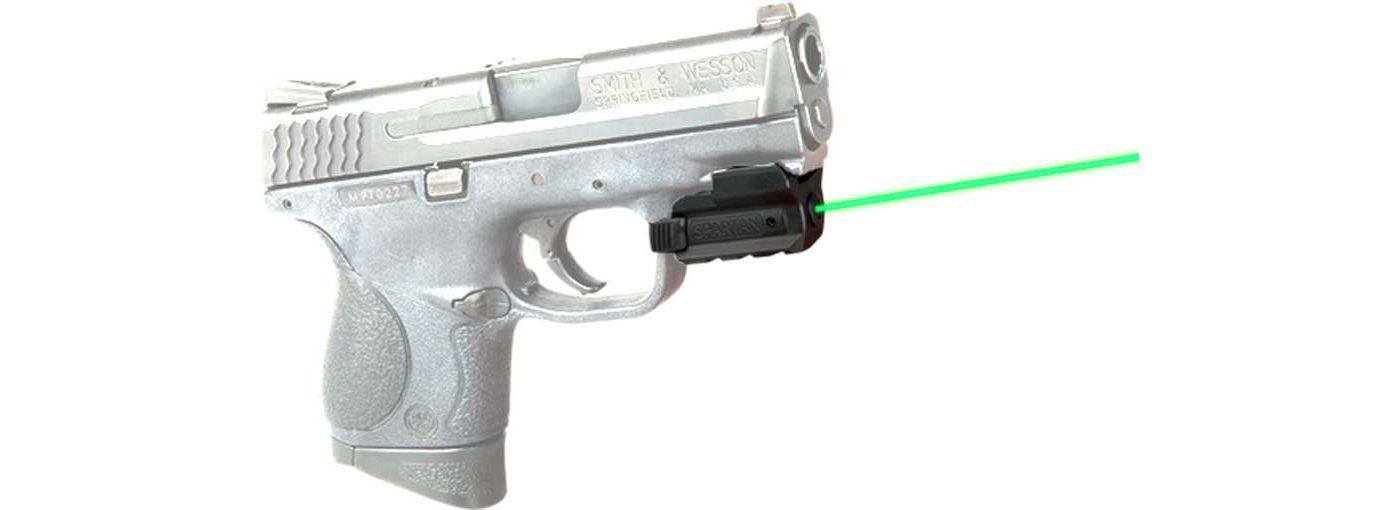 Lasermax Spartan Green Laser Sight