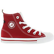 Skicks Alabama Crimson Tide High Top Shoes