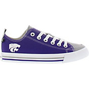 Skicks Kansas State Wildcats Low Top Shoes