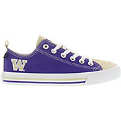 Skicks Washington Huskies Low Top Shoes