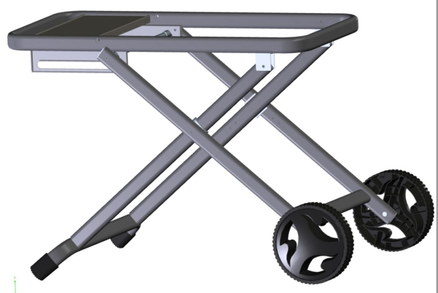 Landmann Pantera Folding Cart